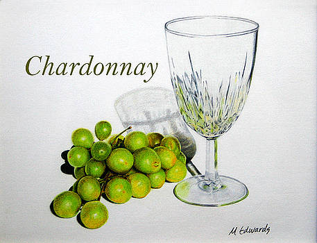 Chardonnay by Marna Edwards Flavell