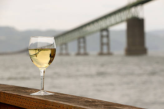 Chardonnay on the Columbia by David Rigg