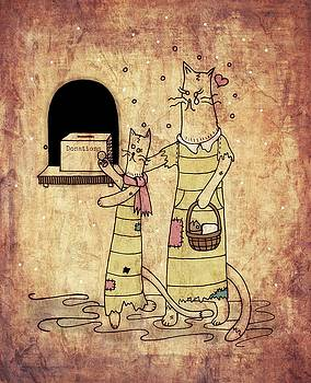 Charity Cats by Jayme Kinsey