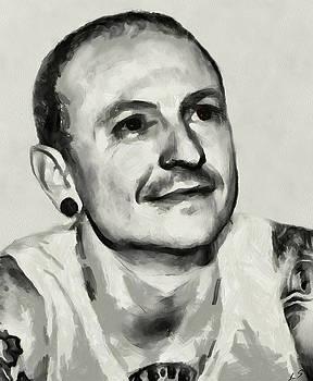 Charles Bennington by Sergey Lukashin