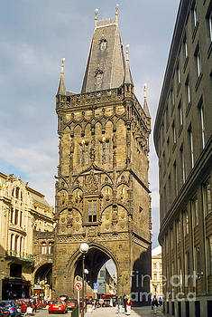Bob Phillips - Charles Bridge Tower