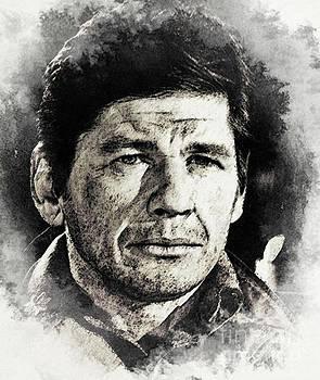 John Springfield - Charles Bronson, Actor