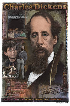 Charles Dickens by John Dyess