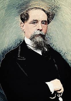 Charles Dickens by Taylan Apukovska