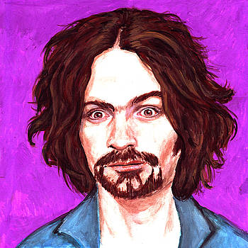 Charles Manson by Amy Balot