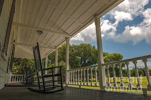 Dale Powell - Charles Pinckney House Porch