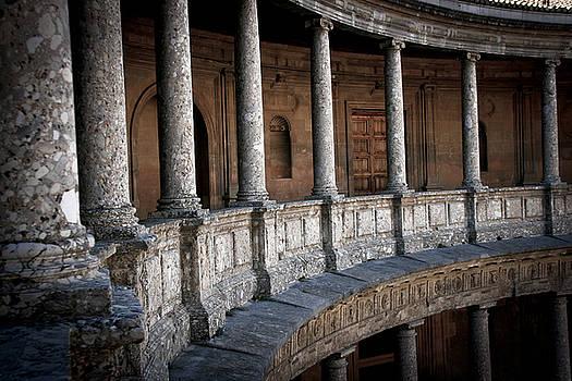 Jonathan Hansen - Charles V Palacio Columns