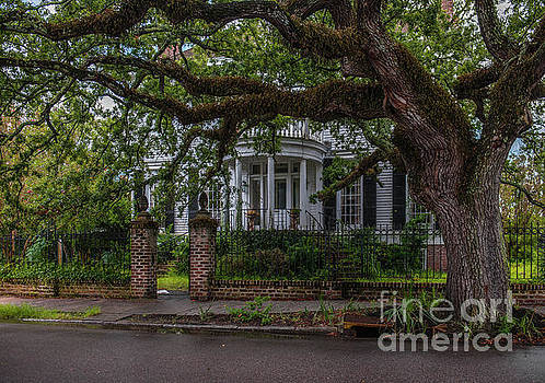 Charleston After the Rain by Dale Powell