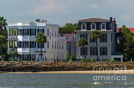 Charleston By Sea by Dale Powell
