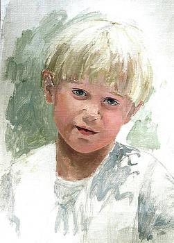 Charleston Child by Anne Lattimore