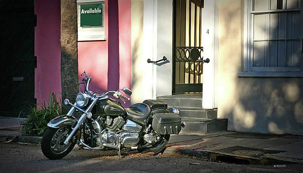 Back Street Charleston Chopper by Phil Mancuso
