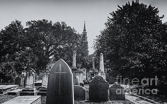 Charleston Churches and Cemeteries by Dale Powell
