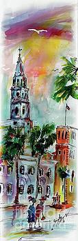 Ginette Callaway - Charleston Churches Saint Michael