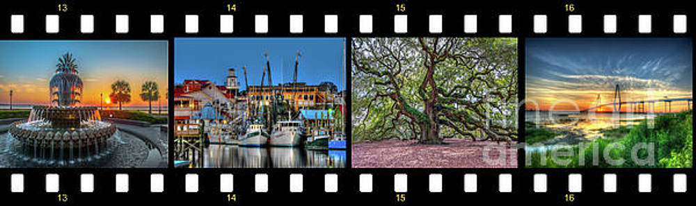 Charleston Film Strip by Dale Powell