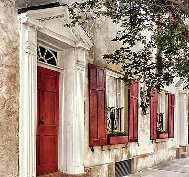 Charleston French Quarter by Jim Hill