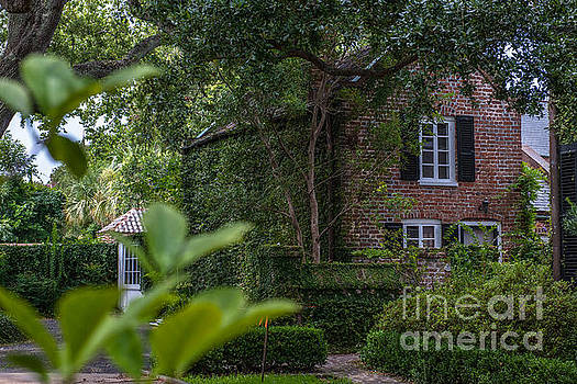 Dale Powell - Charleston Garden and Carriage House
