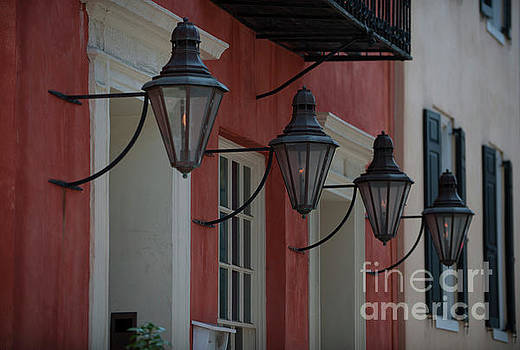 Dale Powell - Charleston Gas Lanterns