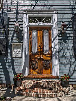 Dale Powell - Charleston Historic Casimir Patrick House