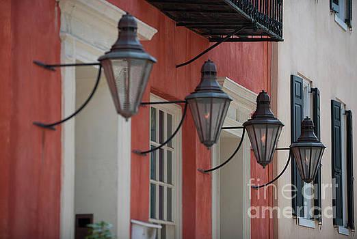 Dale Powell - Charleston Lanterns
