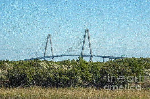 Dale Powell - Charleston Magnolia Bridge View