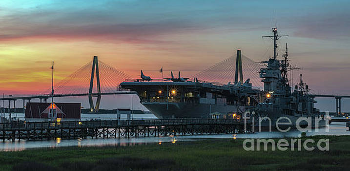 Charleston Maritime Tourist Attraction by Dale Powell