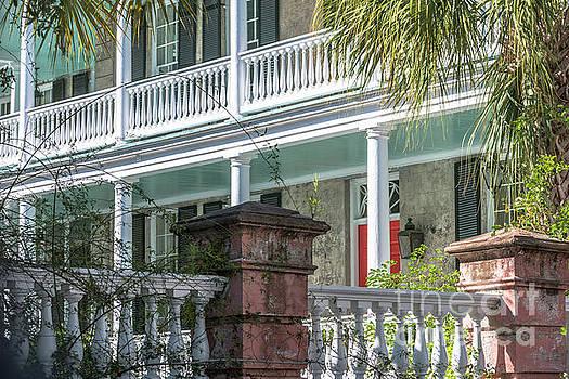 Dale Powell - Poyas-Mordecai House 1796-1810 on Meeting Stree