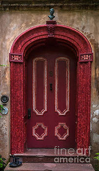 Dale Powell - Charleston Red Door
