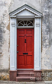 Dale Powell - Charleston Red Door Stateliness
