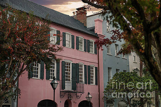Charleston Tourist Landmark by Dale Powell