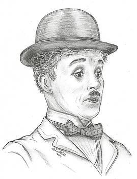 Charlie Chaplin by Steven White