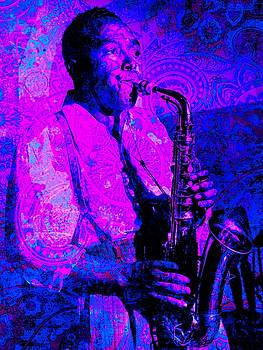 Charlie Parker by Brian Broadway