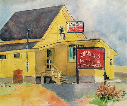 Charlie's Fried Clams by Carolyn Harvey