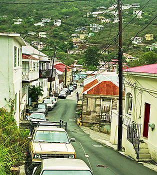 Charlotte Amalie Neighborhood by James Rasmusson