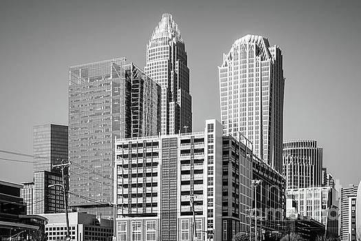 Paul Velgos - Charlotte North Carolina Black and White Photo