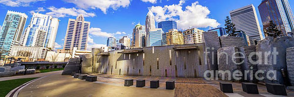 Paul Velgos - Charlotte North Carolina Panorama Photo