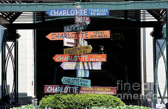 Charlotte Signs by Jill Lang