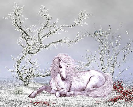 Charming Unicorn  by John Junek