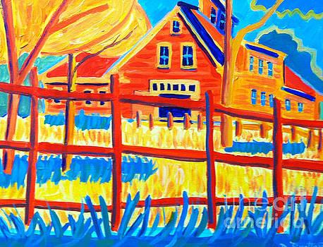 Charmingfare Farm by Debra Bretton Robinson