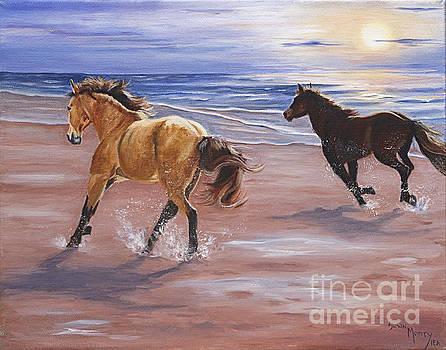 Chasing Daybreak by Susan Monty
