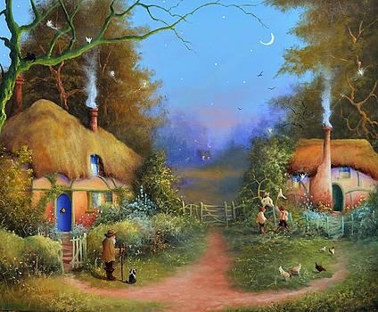 Chasing Fairies by Ray Gilronan
