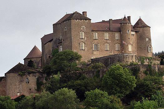 Chateau de Berze by Harvey Barrison