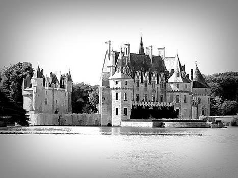 Chateau de la Bretesche - France by Joseph Hendrix