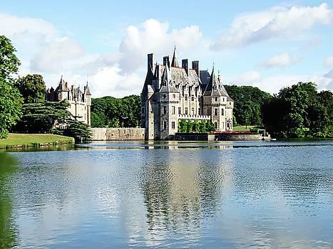 Chateau De La Bretesche - Missillac, France by Joseph Hendrix
