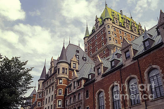 Bob Phillips - Chateau Frontenac - A Closer View