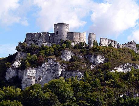 Chateau Gaillard by Francis Erevan