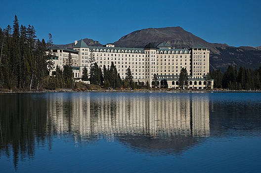 Jedediah Hohf - Chateau Lake Louise