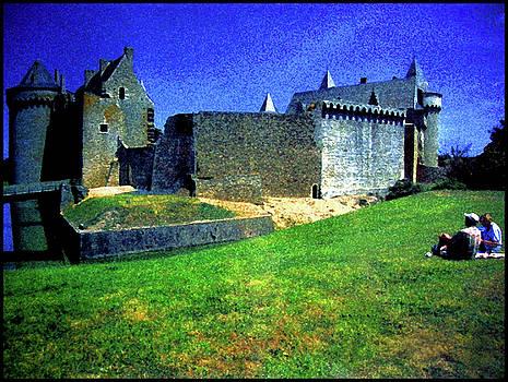 Chateau Suscinio by Franz Roth