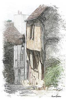 Chateaudun by Arie Van Garderen