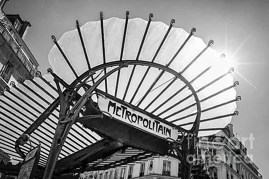 Delphimages Photo Creations - Chatelet metropolitain