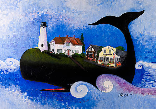 Chatham - A Whale of a Town by Theresa LaBrecque
